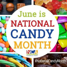 Read The 2017 #NationalCandyMonth News Release.