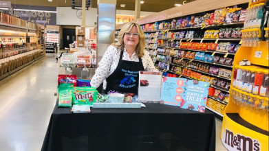 Albertson's Customers Throughout The Country Will Sample Treats And Learn How Chocolate And Candy Can Be A Part Of A Happy, Balanced Lifestyle.