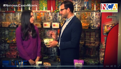 NCA Chats With The Hill About Trends In Chocolate, Candy, Gum And Mints For #NationalCandyMonth.
