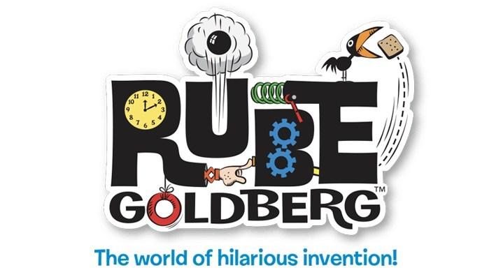 Ferrara Rube Goldberg Logo